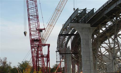 1 Plate Girder - Huey P Long